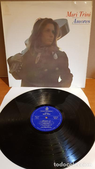 MARI TRINI / AMORES / LP - HISPAVOX-1970 / MBC. ***/*** (Música - Discos - LP Vinilo - Solistas Españoles de los 70 a la actualidad)