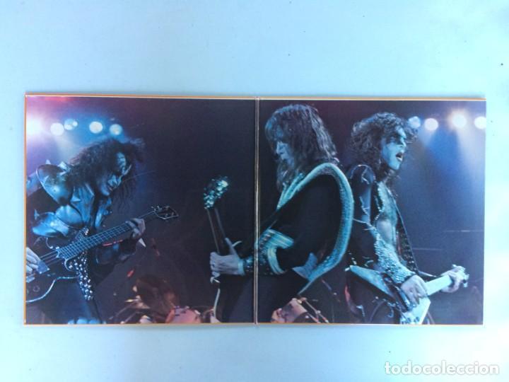 Discos de vinilo: Kiss – Rock And Roll Over Japan,1976 Casablanca - Foto 3 - 216369980
