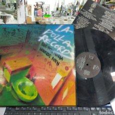 Discos de vinilo: LA POLLA RECORDS LP ELLOS DICEN MIERDA, NOSOTROS AMEN 1990.ESCUCHADO. Lote 256067340
