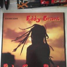 Discos de vinilo: EDDY GRANT-BABY COME BACK-1989-MUY BUEN ESTADO. Lote 216435272