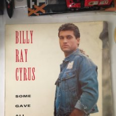 Discos de vinilo: BILLY RAY CYRUS-SOME GAVE ALL-1992. Lote 216440270