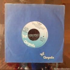 Discos de vinilo: ULTRAVOX VIENNA SINGLE CON CARÁTULA DE CHRYSALIS RECORDS 1981. Lote 216445683