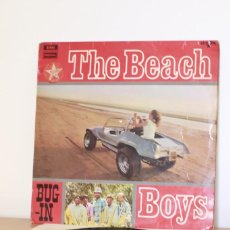 Discos de vinilo: THE BEACH BOYS - BUG IN LP VERSIÓN UK. Lote 216471478