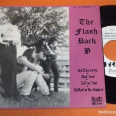 Disques de vinyle: THE FLASHBACK-V (YOU'LL BE SORRY) SINGLE E.P.. Lote 216490085