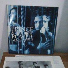 Disques de vinyle: PRINCE & THE NEW POWER GENERATION - DIAMONDS AND PEARLS - 1991 - 2 LPS. Lote 216498973