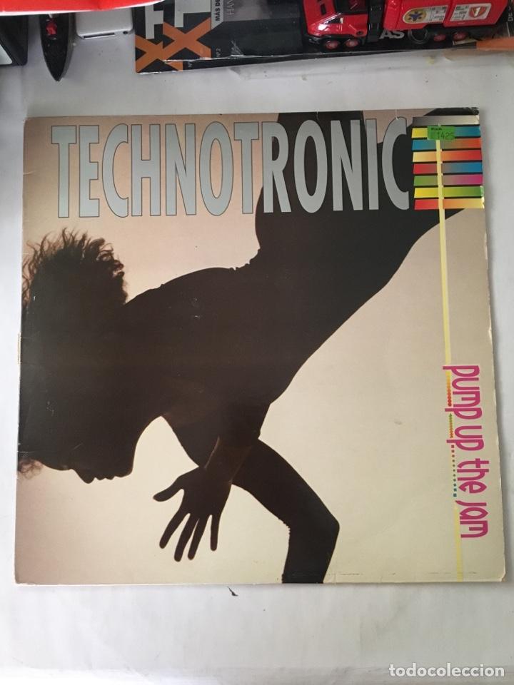 TECHNOTRONIC-PUMP UP THE JAM-1989 (Música - Discos - LP Vinilo - Techno, Trance y House)