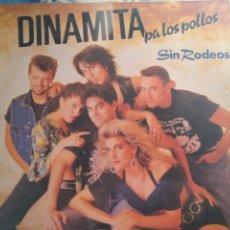 Discos de vinilo: DINAMITA PA LOS POLLOS LP. Lote 216563502