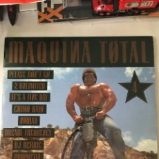 Dischi in vinile: MAQUINA TOTAL 4-1992-2 LP-EXCELENTE ESTADO. Lote 216563751