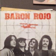 Discos de vinilo: BARON ROJO :CON BOTAS SUCIAS , CHICA DE LA CIUDAD SG 1981. Lote 216566037