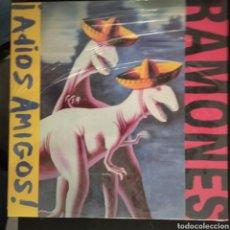 Discos de vinil: RAMONES ADIÓS AMIGOS LP. Lote 238862875