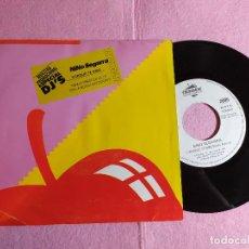 """Discos de vinilo: 7"""" NINO SEGARRA – PORQUE TE AMO - SINGLE - MANZANA MPMS-6 - SPAIN PRESS PROMO (EX/EX-). Lote 216588151"""