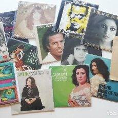 Discos de vinilo: LOTE FUERA STOCK: LOTE DE SINGLES 12 VARIADOS, POR SOLO 9,99 €. OCASIÓN. Lote 216651401