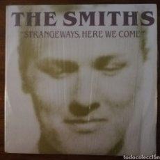 Discos de vinilo: SMITHS STRANGEWAYS, HERE WE COME LP. Lote 216652325