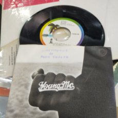Discos de vinilo: YOUNG M.C. SINGLE MUST A MOVE ESPAÑA 1989. Lote 216671843