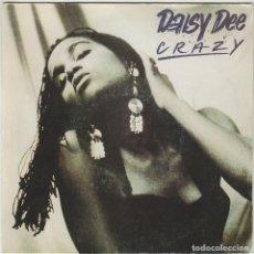 Discos de vinilo: LDAISY DEE: CRAZY.METROPOL RECORDS, AÑO 1990. Lote 216690253