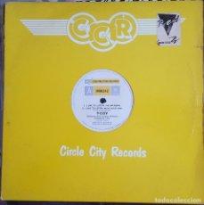 Discos de vinilo: MAXI / T-COY - I LIKE TO LISTEN, DECONSTRUCTION MR6242, INGLATERRA 1987. Lote 216711351