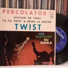 Discos de vinilo: TWIST - PERCOLATOR. Lote 216745261