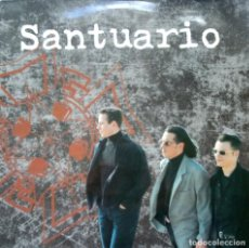 Discos de vinilo: SANTUARIO: SANTUARIO. Lote 216751668