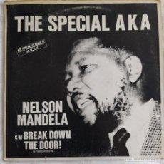 "Discos de vinilo: THE SPECIAL AKA - NELSON MANDELA (12"", MAXI) (TWO-TONE RECORDS) CHSC 2751 (D:VG+). Lote 216752287"