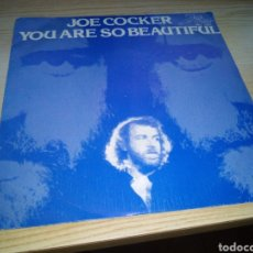 Discos de vinilo: ANTIGUO DISCO JOE COCKER. YOU ARE SO BEAUTIFUL. Lote 216754088