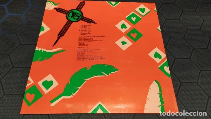 Discos de vinilo: NIÑOS DEL BRASIL - LOTE DE 3 MAXISINGLES Y 5 SINGLES PROMOCIONALES - 1989-1993 - HÉROES DEL SILENCIO - Foto 8 - 216757007