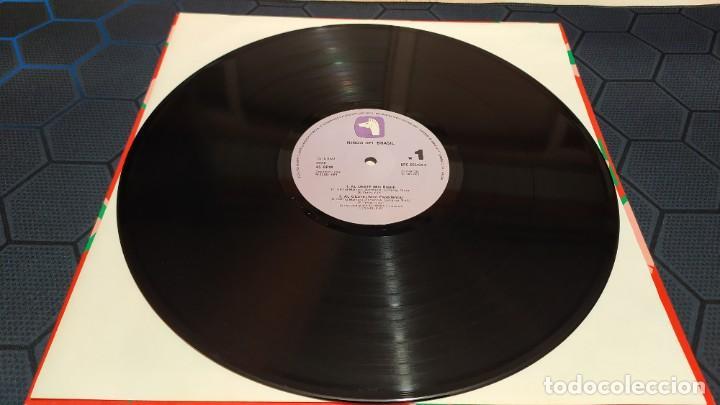 Discos de vinilo: NIÑOS DEL BRASIL - LOTE DE 3 MAXISINGLES Y 5 SINGLES PROMOCIONALES - 1989-1993 - HÉROES DEL SILENCIO - Foto 9 - 216757007