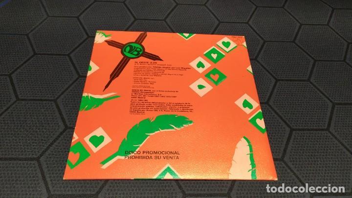 Discos de vinilo: NIÑOS DEL BRASIL - LOTE DE 3 MAXISINGLES Y 5 SINGLES PROMOCIONALES - 1989-1993 - HÉROES DEL SILENCIO - Foto 16 - 216757007