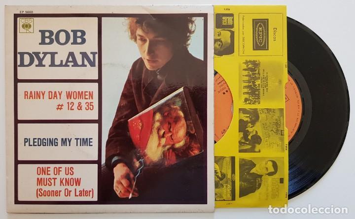 Discos de vinilo: Bob Dylan. Rainy Day Women - Foto 3 - 216760457