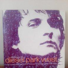 """Discos de vinilo: DIESEL PARK WEST - LIKE PRINCES DO - VINYL, 10"""", LIMITED EDITION, GATEFOLD BOOK - 1989. Lote 216767135"""