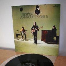 Discos de vinilo: BEST OF APHRODITE´S CHILD - 1971. Lote 216783615