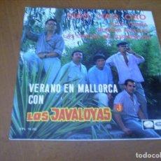 Discos de vinilo: EP : LOS JAVALOYAS / CIAO CIAO CIAO + 3 / 1967 EMI REGAL EX. Lote 216787575