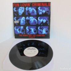 """Discos de vinil: THE FUN LOVIN CRIMINALS / THE GRAVE AND THE CONSTANT 12"""" VINILO / 2CHS 5031 / HIP HOP / VG++. Lote 216791936"""