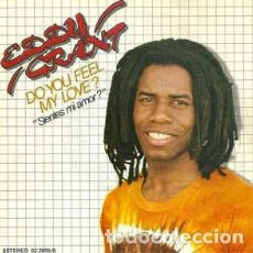 Discos de vinilo: EDDY GRANT – DO YOU FEEL MY LOVE. Lote 216805655