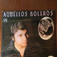 Discos de vinilo: ROLANDO OJEDA-AQUELLOS BOLEROS-1978-VINILO NUEVO. Lote 216812665