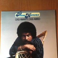 Discos de vinilo: PECOS KANVAS-CASI AMANTE CASI AMIGO-1981-NUEVO!!. Lote 216814455