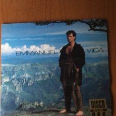 Discos de vinilo: EMMANUEL VIDA-DISCO DE ORO-1981-VINILO NUEVO. Lote 216815797