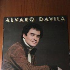 Discos de vinilo: ALVARO DAVILA-1978-NUEVO!!. Lote 216816737