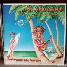 Discos de vinilo: WILFRIDO VARGAS ESPAÑA 1985 - MAMI QUE SERÁ LO QUE QUIERE EL NEGRO. Lote 216827512