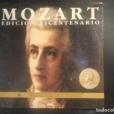 Discos de vinilo: LP MOZART - EDICIÓN BICENTENARIO PRECINTADO PEPETO. Lote 216827887