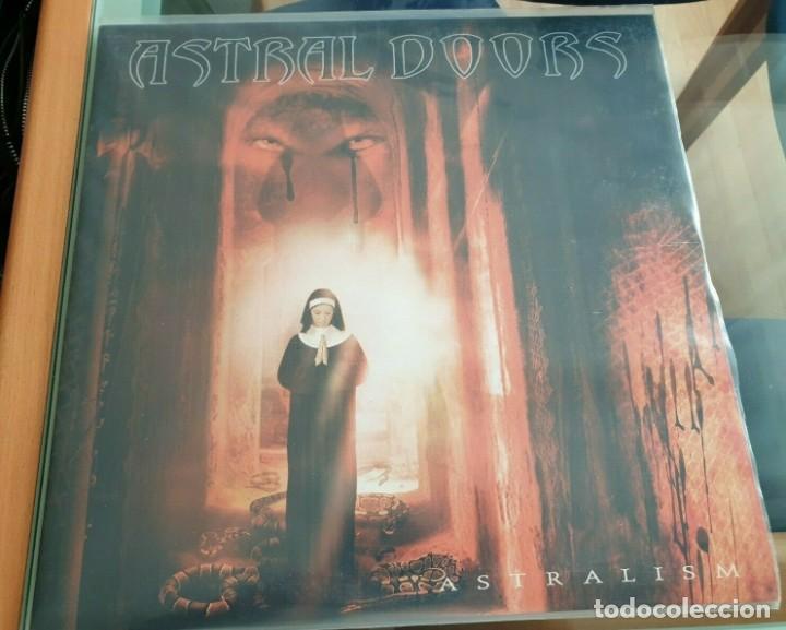 ASTRAL DOORS-ASTRALISM LP VINYL -DIO- DORO (Música - Discos - LP Vinilo - Heavy - Metal)