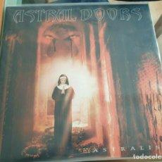 Discos de vinilo: ASTRAL DOORS-ASTRALISM LP VINYL -DIO- DORO. Lote 216839607