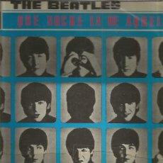 Disques de vinyle: THE BEATLES QUE NOCHE LA DE AQUEL DIA. Lote 216844355
