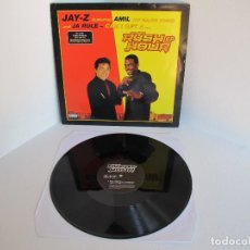 """Discos de vinil: JAY Z FEAT AMIL / CAN I GET A / RAP HIP HOP / 12"""" VINILO / DEF JAM / VG++. Lote 216846262"""