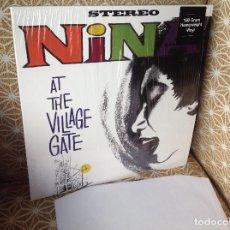 Discos de vinilo: SIMONE NINA - AT THE VILLAGE GATE - LP 180G COMO NUEVO.. Lote 216862208