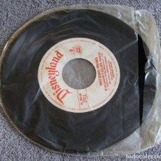 Discos de vinilo: BLANCANIEVES Y LOS SIETE ENANITOS - DISNEYLAND - EP - NARRADORA: AMPARITO GARRIDO - AÑO 1967. Lote 216871592