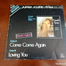 Discos de vinilo: CAMILO SESTO - COME COME AGAIN - MAXI SINGLE.12 - 1979. Lote 216884485