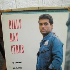 Discos de vinilo: BILLY RAY CYRUS ?– SOME GAVE ALL. Lote 216891175