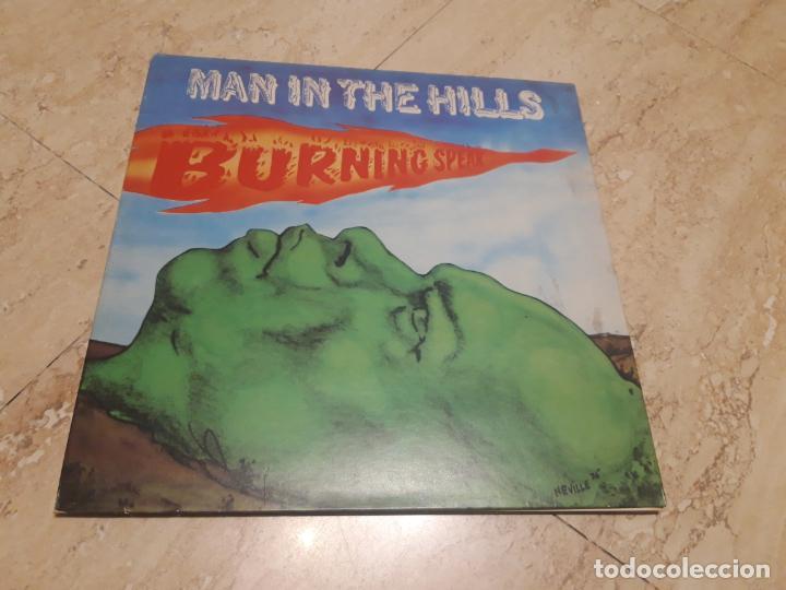 BURNING SPEAR ?–MAN IN THE HILLS-UK EDITION-1976- ISLAND RECORDS –ILPS 9412-GATEFOLD COVER-EXCELENTE (Música - Discos - LP Vinilo - Reggae - Ska)