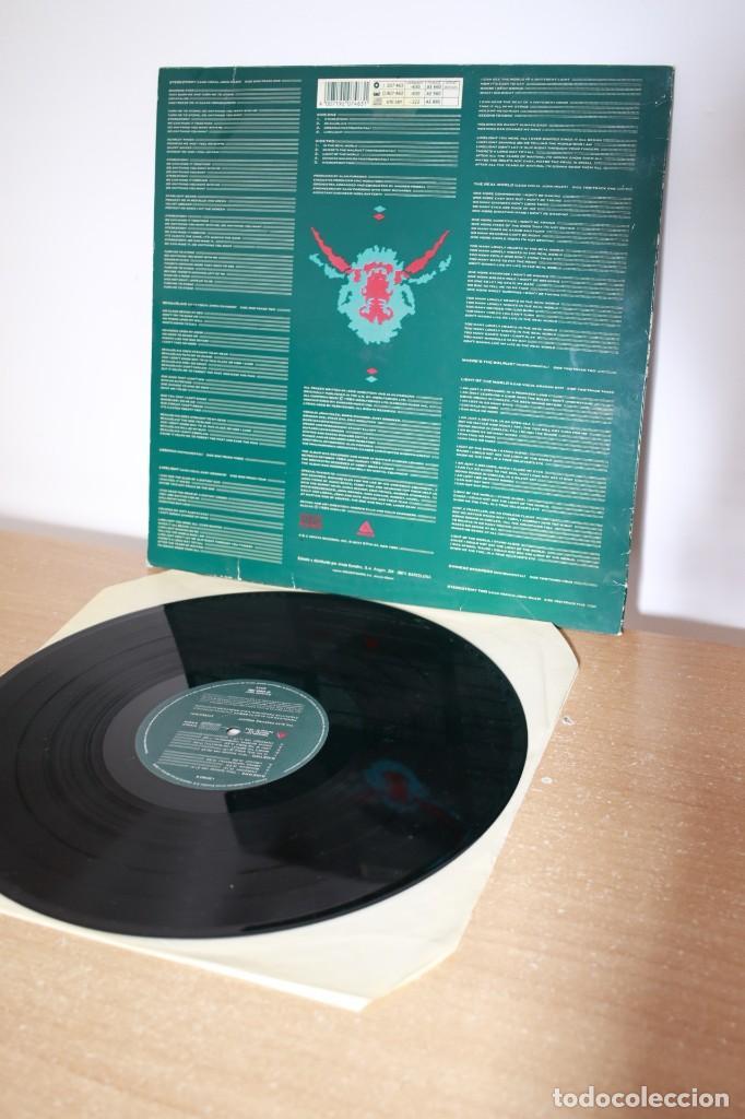 Discos de vinilo: THE ALAN PARSONS PROJECT - STEROOTOMY - 1984 - ESPAÑA - VG/VG- - Foto 2 - 216898966