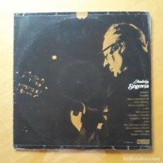 Discos de vinilo: LP ANDRÉS SEGOVIA. CÍRCULO DE LECTORES 1972. Lote 216899653